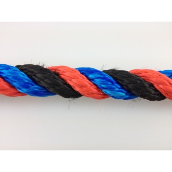 14mm Red / Blue / Black PP Rope