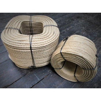 28mm Natural Hemp Rope
