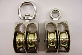 Pulleys, Shackles & Fittings