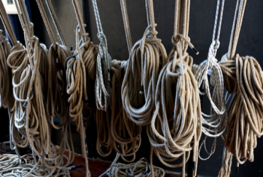 Theatre Rope, Exhibitions & Display Rope