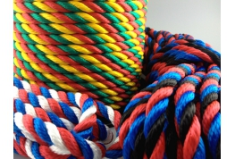 Multi Coloured Rope