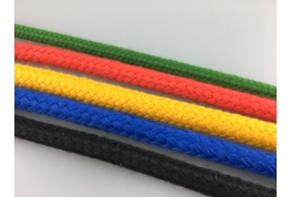 Braided Polyester Yacht Rope - Matt Finish