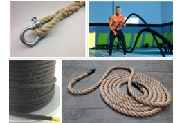 Gym Rope / Gymnasium Rope / Fitness Rope
