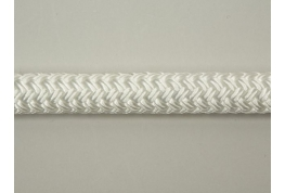 Braided Polyester - Plain White