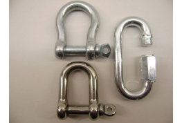 Rope Shackles