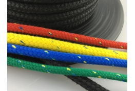 6mm Matt Polyester Braid
