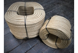8mm Natural Hemp Rope