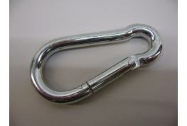 Zinc Plated Carbine Hook