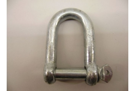 Galvanised Dee Shackles